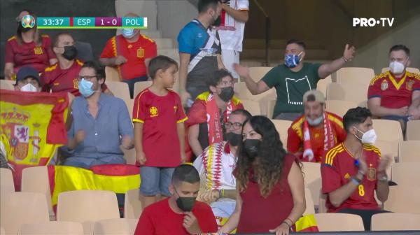 Alt film, acelasi scenariu! Spania se incurca din nou si tremura pentru calificarea in optimi! Moreno a ratat penalty-ul care putea aduce victoria! Aici ai ce s-a intamplat in Spania 1-1 Polonia