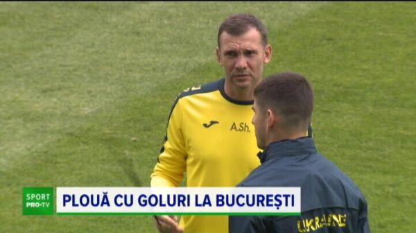 Shevchenko promite multe goluri la Bucuresti in Austria - Ucraina! Controversatul Arnautovic se intoarce pe teren