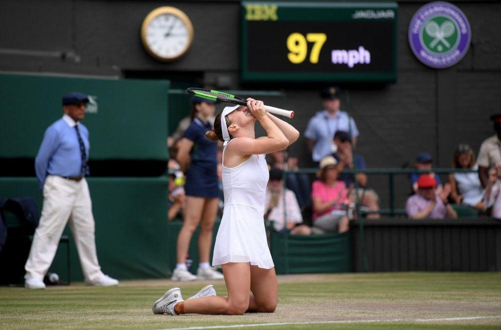 Simona Halep, pozitie precara in clasamentul WTA: o eliminare in primul tur la Wimbledon ar putea insemna iesirea din top 10. Romanca ar putea iesi din top 3 la finalul saptamanii
