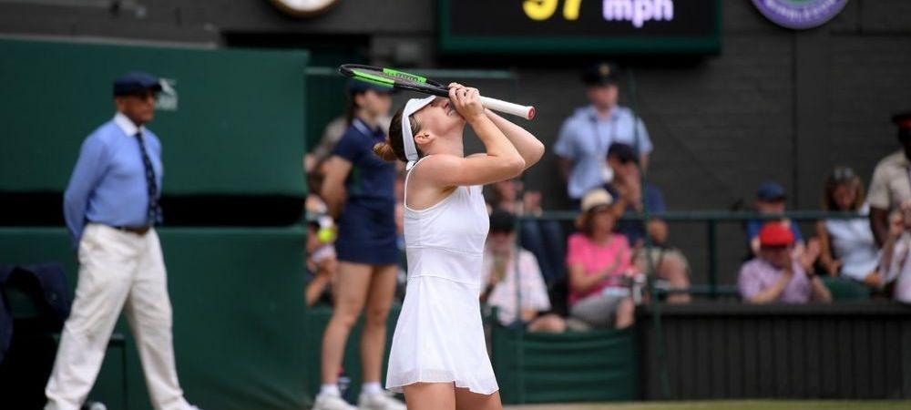 Simona Halep, pozitie precara in clasamentul WTA: o eliminare in primul tur la Wimbledon ar putea insemna iesirea din top 10 dupa 7 ani. Romanca ar putea parasi top 3 la finalul saptamanii