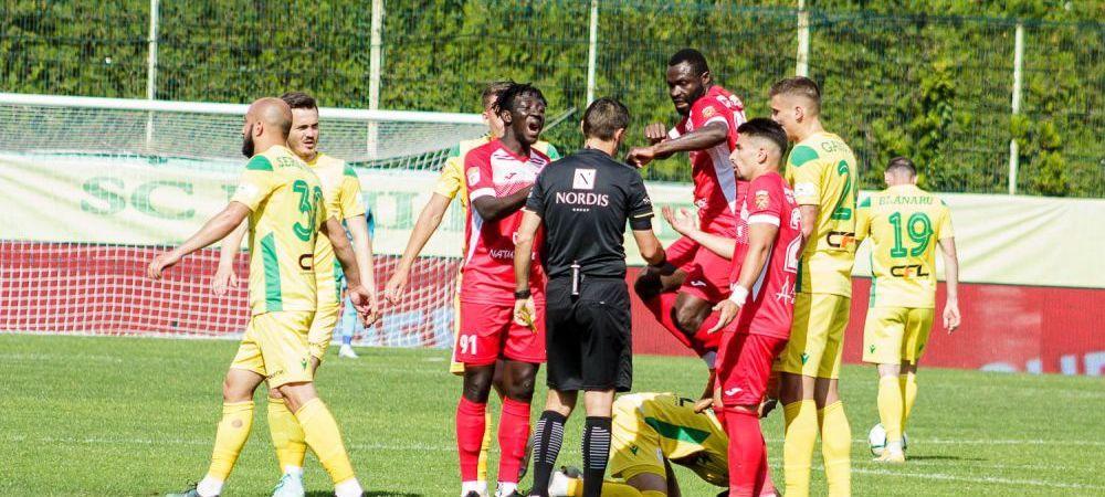 Revolutie la FC Hermannstadt! Cine sunt presedintele si noul antrenor si ce jucatori au transferat deja sibienii