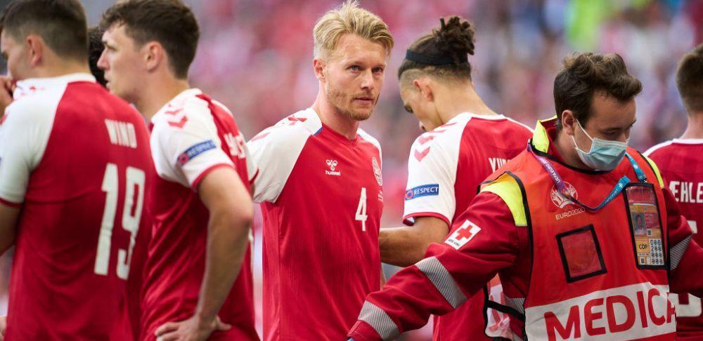 Simon Kjaer a vorbit despre ziua in care Eriksen s-a prabusit pe teren: