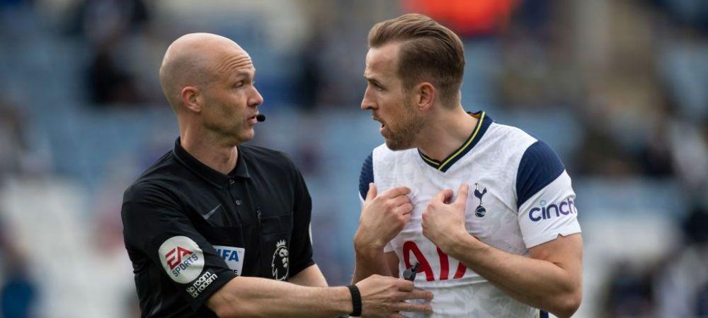 Manchester City, oferta clara pentru Kane! Fotbalistul vrea sa plece. Raspunsul celor de la Tottenham