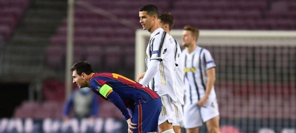 Pregateste Laporta bomba mondiala in fotbal?! Messi si Ronaldo, impreuna la Barcelona! Anuntul facut in Spania