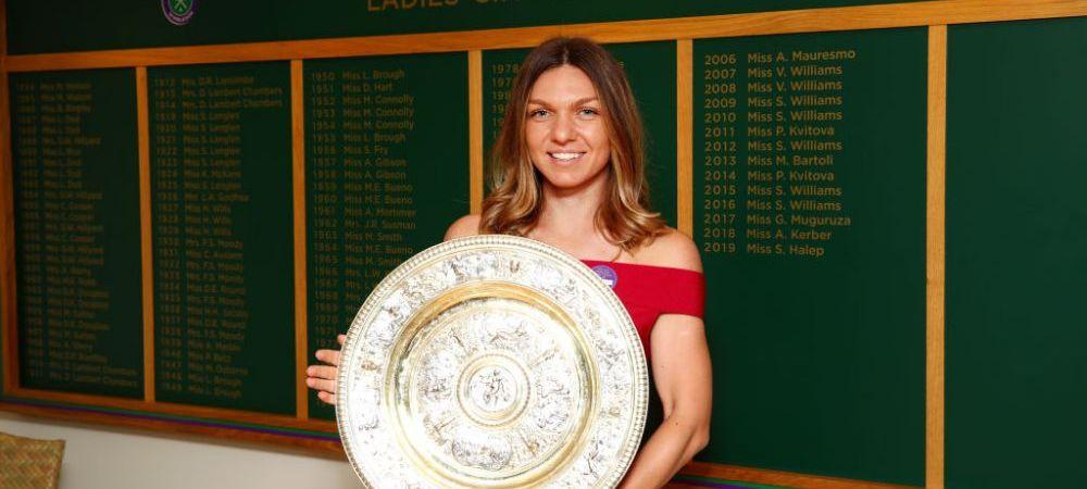 "Simona Halep, primire de gala la Wimbledon: ""Fericita sa ma intorc!"". Situatie complicata in clasament WTA inainte turneului"