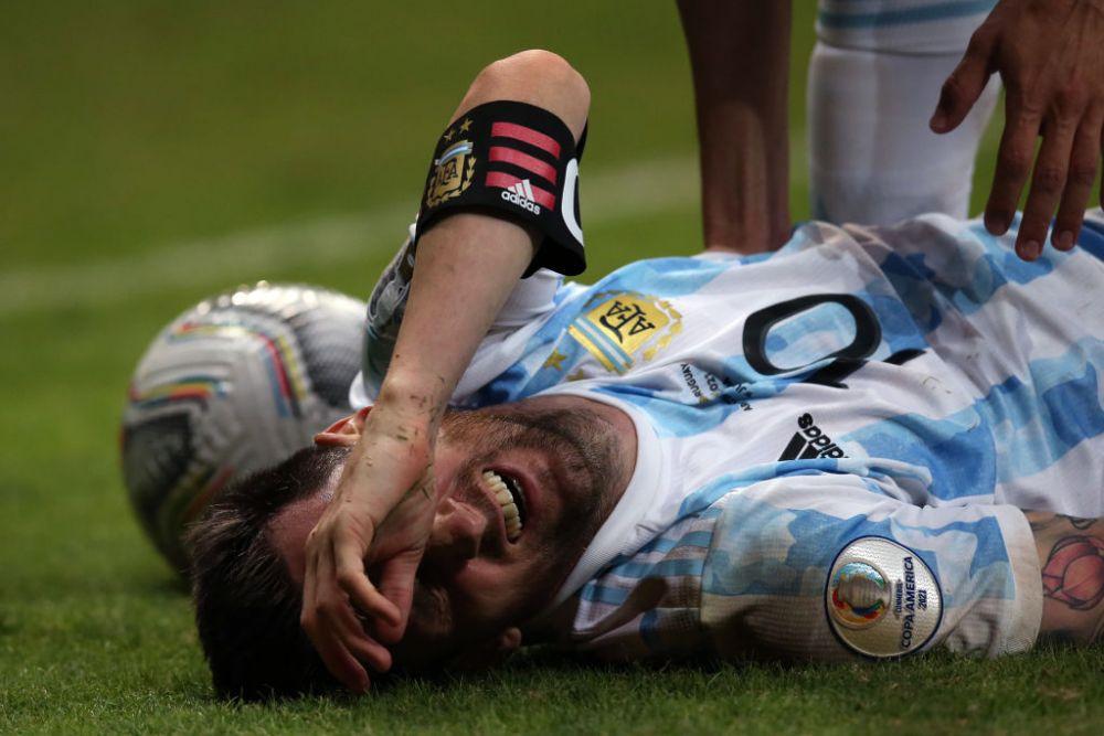Emotii pentru argentinieni inaintea meciului cu Paraguay! Lionel Messi, sanse mici sa joace. Ce s-a intamplat