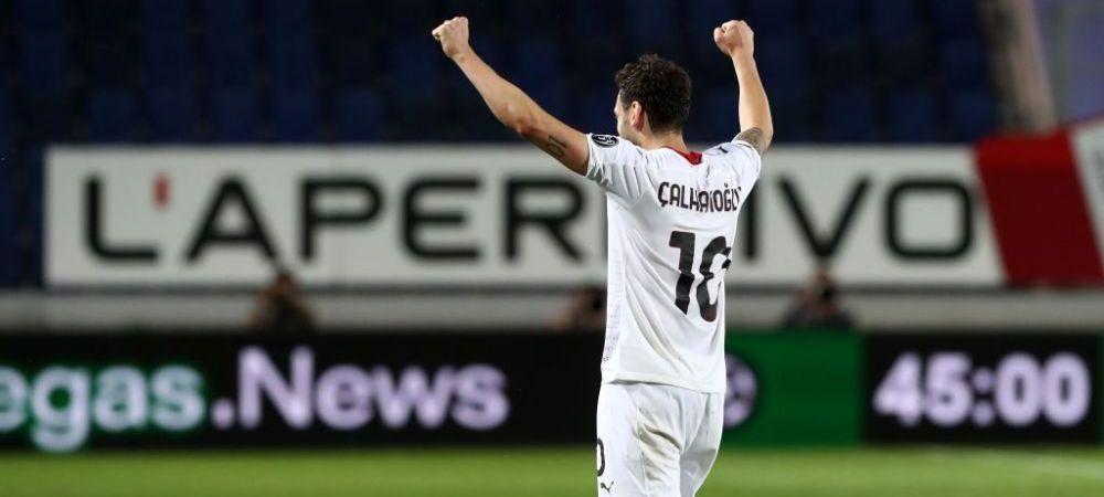 "Inter Milano a facut anuntul oficial! Hakan Calhanoglu a semnat cu ""nerazzurrii"" dupa despartirea de AC Milan"