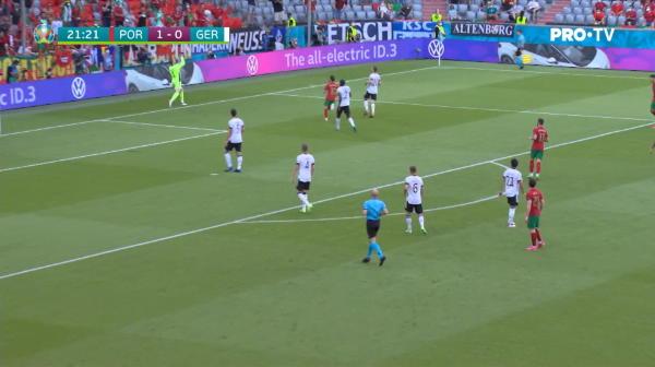 """""""Cristiano pare un prost!"""" Ronaldo, facut praf de un fost international german dupa ce l-a umilit pe Rudiger in meci"""