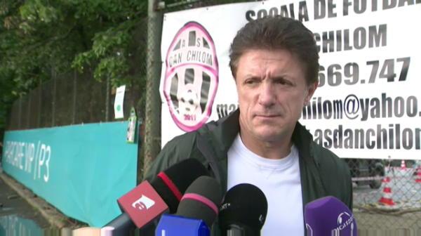 Gica Popescu a venit singur la Arena Nationala! Unde va sta dupa scandalul biletelor si anuntul facut in legatura cu decizia luata de Hagi