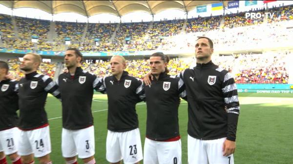 Ucraina - Austria