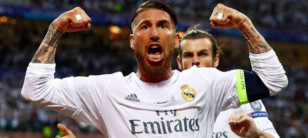 Ramos si-a gasit echipa dupa despartirea de Real Madrid! E la un pas de PSG