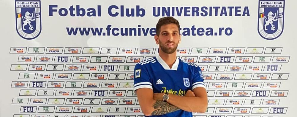 FCU Craiova nu glumeste! Mutu si-a adus fundas central de la fosta echipa a lui Galca!