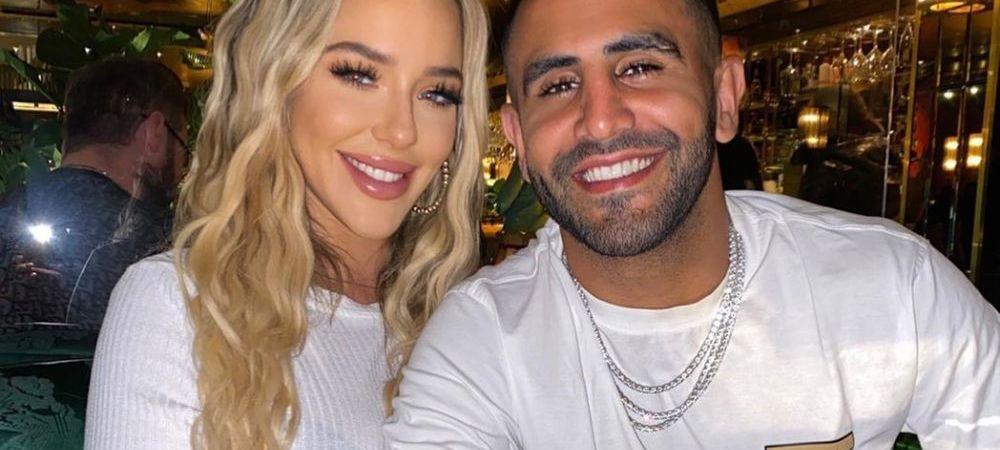 Riyad Mahrez si-a cerut iubita in casatorie cu un inel de aproape jumatate de milion de euro! Cum arata bijuteria