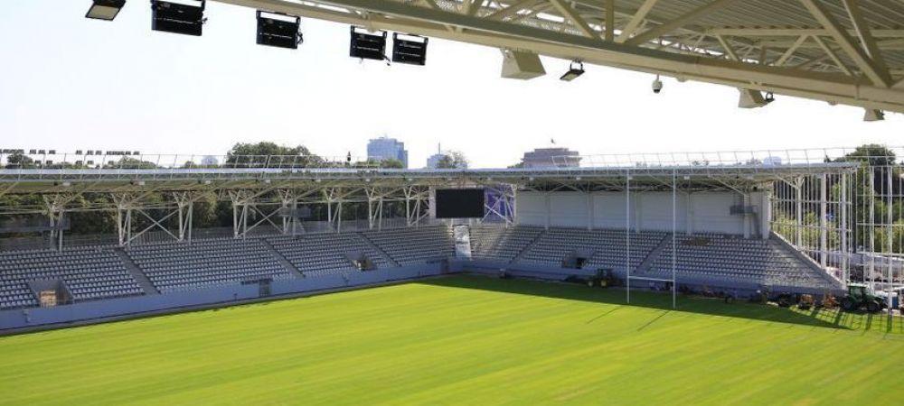 Stadionul Arcul de Triumf va fi inaugurat!Care este primul meci care se va juca pe noua arena
