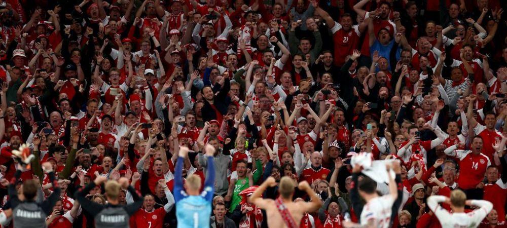 """""""Daca faceti asta, nu mai stati in izolare!"""" Artificiul prin care danezii vor sa fenteze restrictiile si sa umple Johan Cruijff Arena la meciul cu Tara Galilor"""
