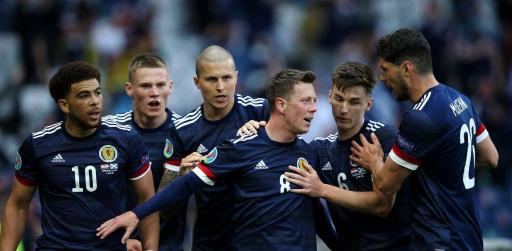 Nu s-a mai intamplat asta de 25 ani! Performanta incredibil reusita de McGregor dupa golul marcat in poarta Croatiei