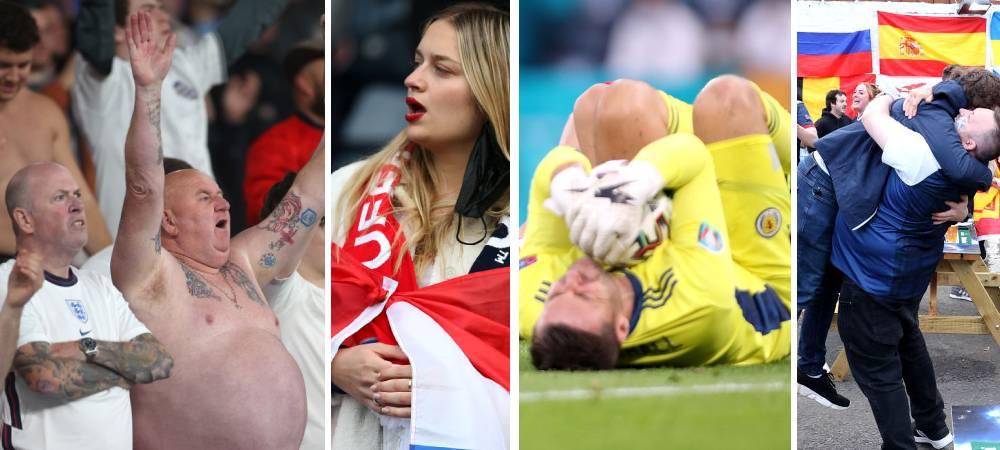 Frumoasele si bestiile, tristetea si fericirea! Imaginile zilei la Euro