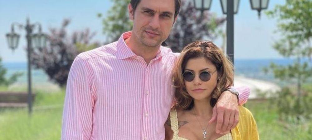 Ciprian Tatarusanu are o sotie superba. Cat de sexy e Antoaneta in costum de baie
