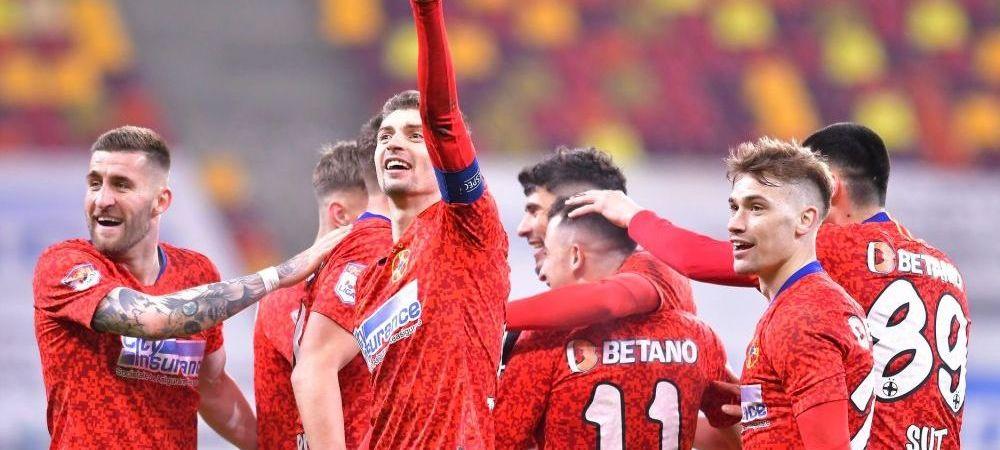 Cum se schimba primul 11 al FCSB dupa transferurile facute de Becali vara asta! 3 nume noi in echipa de start