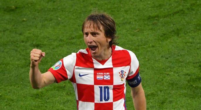 Luka Modric scrie istorie la Euro 2020! Recordurile incredibile ale mijlocasului croat