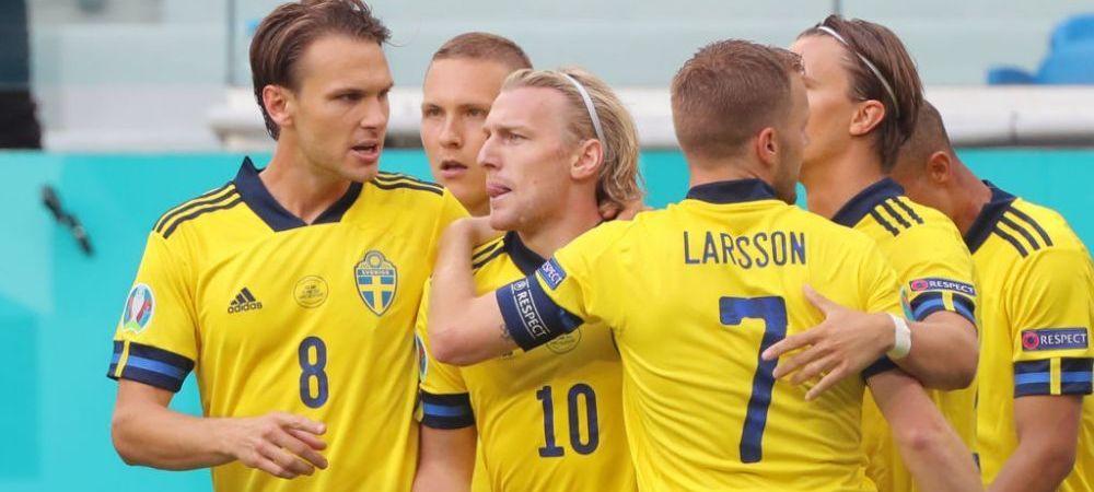 Slovacia 0-5 Spania Ibericii s-au distrat cu nationala lui Tarkovic | Suedia 3-2 Polonia Polonezii au visat pana in minutele de prelungire cand Claesson a lovit decisiv