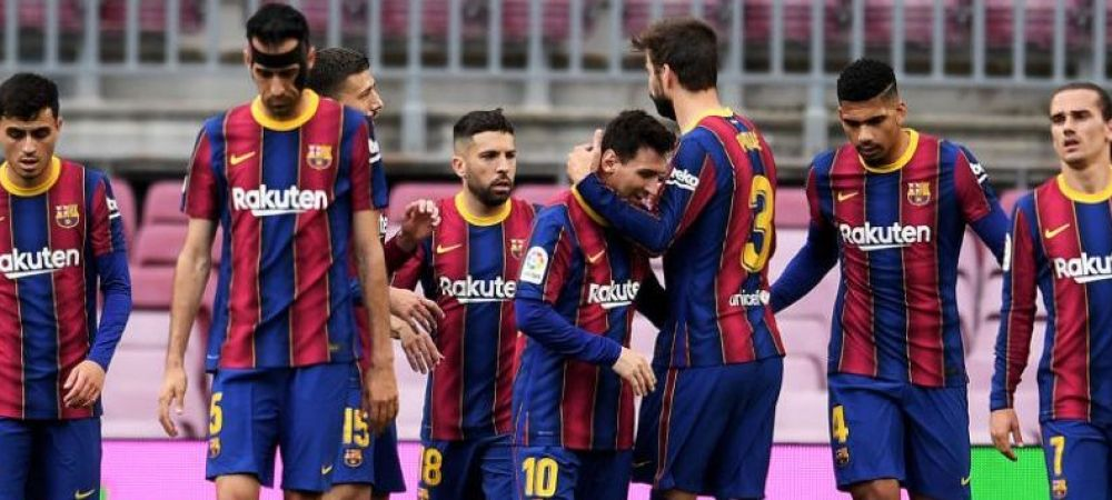 Inter il vrea pe Jordi Alba! Negocieri de ultima ora cu Barcelona