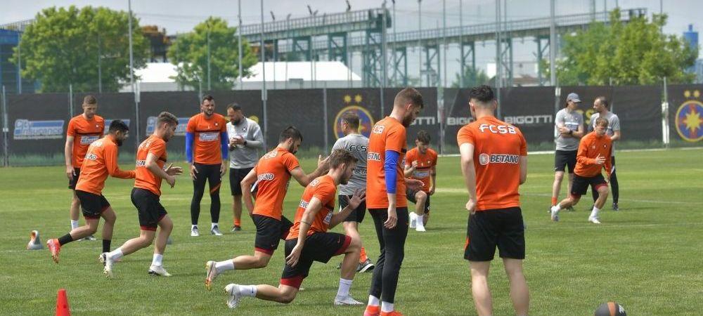 FCSB nu mai merge in Olanda! Decizie de ultima ora a clubului: cantonament in Berceni