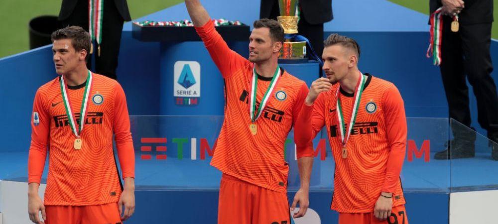 Final de drum pentru Ionut Radu la Inter?! Italienii anunta ca formatia campioana i-a gasit inlocuitor