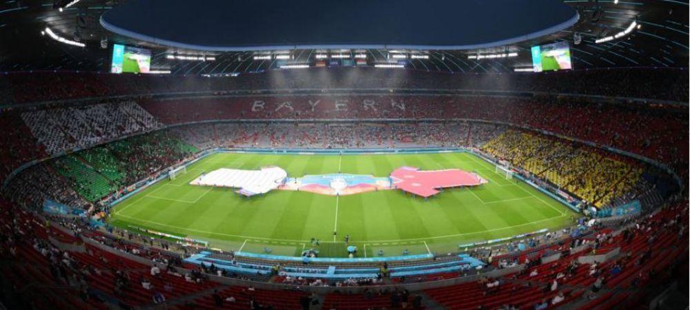 Fairplay-ul nemtesc a invins din nou! Gest superb al suporterilor germani prezenti in tribune la meciul cu Ungaria