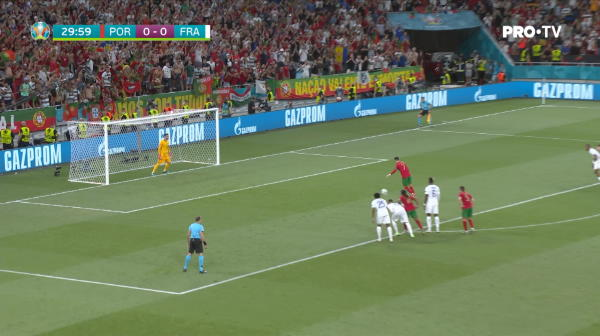 GOOOOOOL Portugalia! Ronaldo transforma lovitura de la 11 metri si o duce pe Portugalia la conducerea meciului