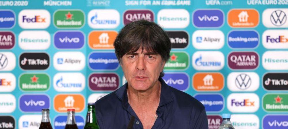 """Joachim Low este nerabdator inaintea """"socului"""" din optimi cu Anglia! """"Este o veste minunata sa joci impotriva Angliei, pe Wembley"""""""