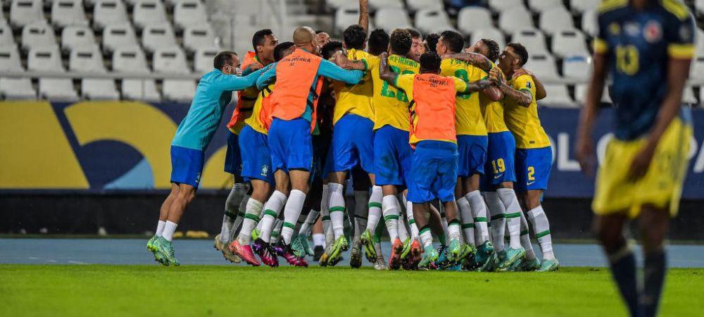 Copa America nu se lasa mai prejos! Dupa dramatismul de la Euro, Brazilia ofera si ea suspans si castiga in prelungiri