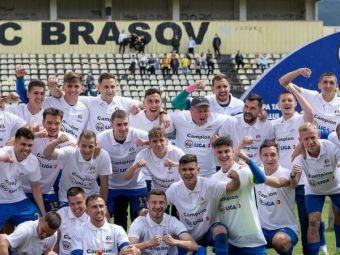 Dupa fuziunea Farului, o alta formatie de traditie reapare pe harta fotbalului romanesc! Ce spune Ilie Stan, noul antrenor de la Brasov, despre proiectul de la echipa