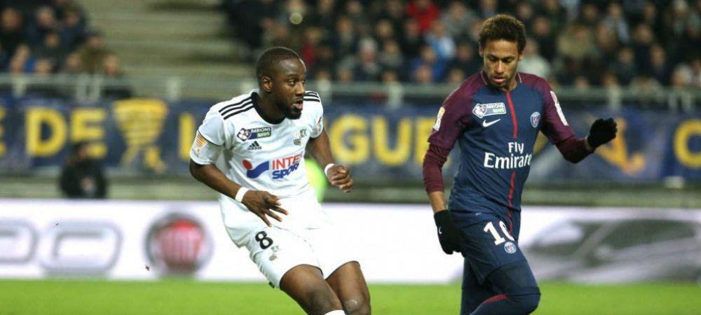 CFR Cluj, aproape de un nou transfer! Mijlocasul francez cu meciuri in Ligue 1 chemat sa betoneze mijlocul campioanei