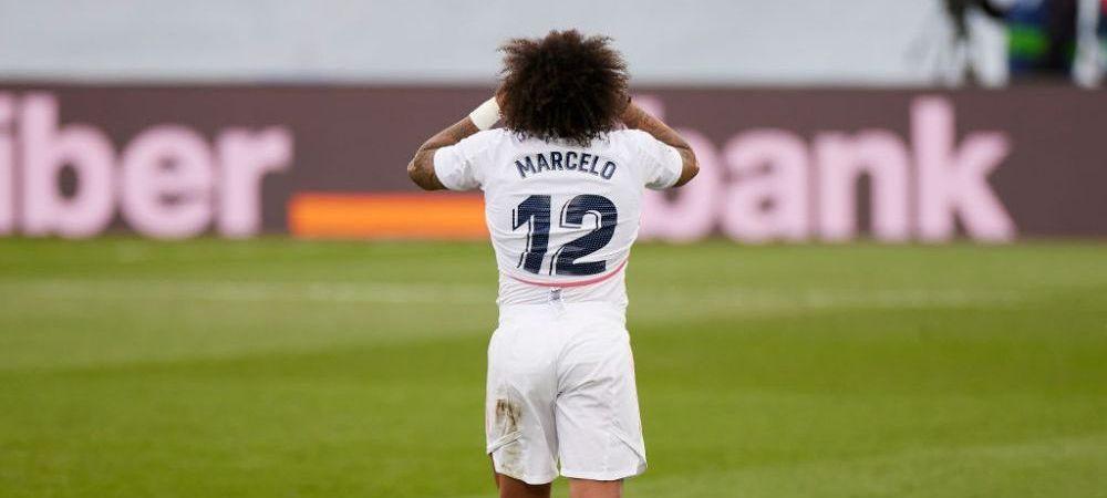 Real Madrid i-a decis soarta lui Marcelo! Decizia luata de Ancelotti in privinta fotbalistului de 33 de ani