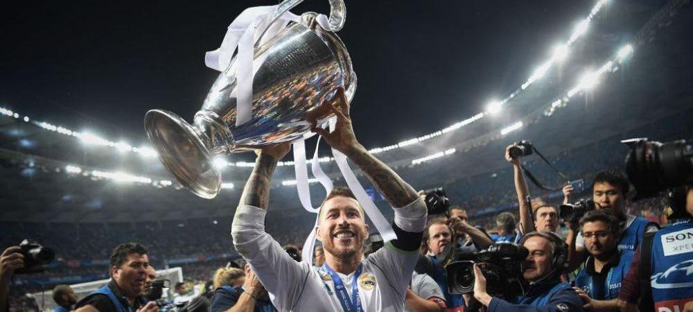 Rasturnare de situatie in cazul Ramos! PSG nu il mai doreste pe fundasul spaniol si s-a reorientat catre un brazilian care a mai jucat pentru clubul din Paris