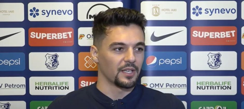 """Adrian Petre, obiectiv indraznet dupa ce a semnat cu Farul: """"Ma gandesc la nationala"""""""