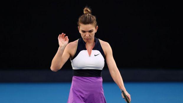 7 ani si jumatate fara interupere in top 10 WTA ar putea fi opriti de o accidentare pacatoasa: Simona Halep are sanse mici sa ramana intre primele zece jucatoare ale lumii dupa Wimbledon