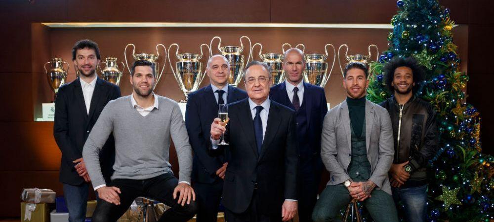 "Florentino Perez: ""Stiu unde va antrena Zidane!"" Ce a spus despre plecarea lui Sergio Ramos"