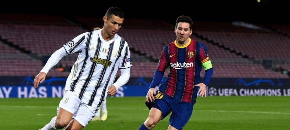 Raspunsul lui Ronaldo despre posibila mutare la Barca! Laporta viseaza la transferul secolului! Reactia lui Messi