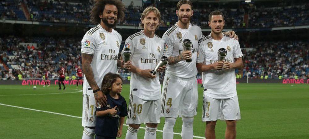 Real a decis! El va fi noul capitan al echipei dupa despartirea de Sergio Ramos