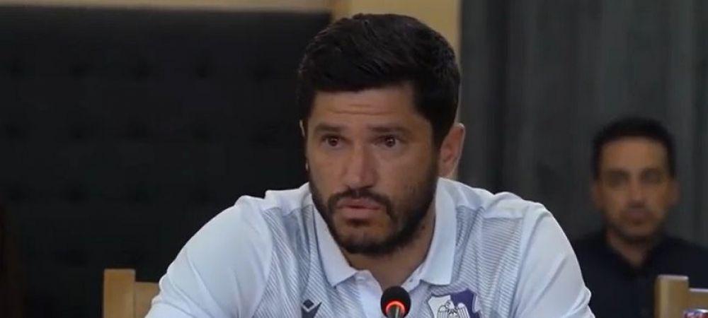 "OFICIAL! Cristi Tanase a semnat cu FC Arges! ""Ma bucur ca m-am intors acasa"""