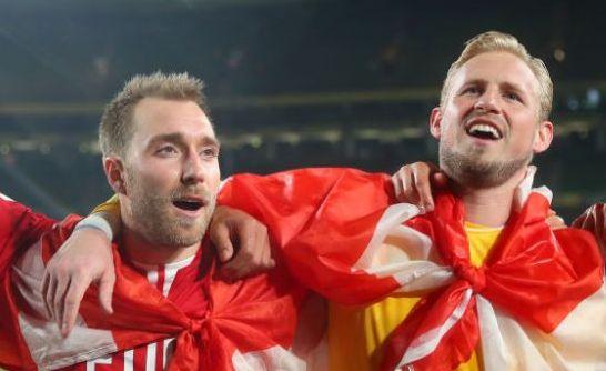 """Kasper Schmeichel a dezvaluit ce au simtit jucatorii Danemarcei dupa ce au fost vizitati de Eriksen: """"A fost foarte important"""""""