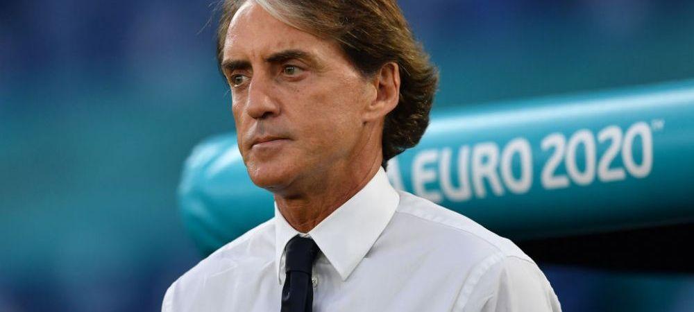 Cum s-a reinventat Italia in era Mancini. Strategia la care selectionerul a apelat pentru o noua fata a Squadrei Azzurra