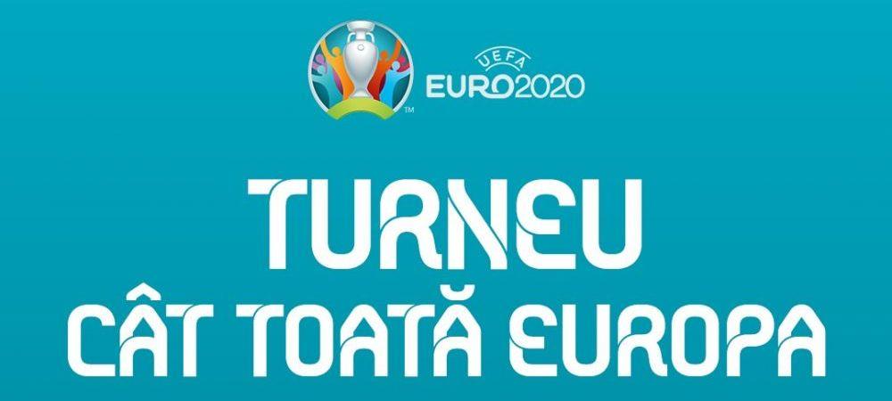 Sferturi de finala EURO 2020: Cine s-a calificat in aceasta etapa a competitiei si care e programul partidelor