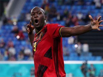 """Romelu Lukaku, atac asupra lui Ronaldo inaintea partidei din optimi: """"El e cel mai bun marcator, eu am castigat campionatul"""""""