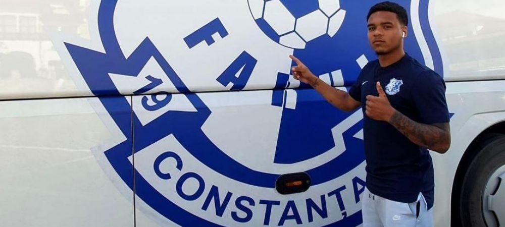 Farul Constanta continua sa se intareasca pentru urmatorul sezon din Liga 1! Fotbalistul care s-a alaturat lotului pregatit de Hagi