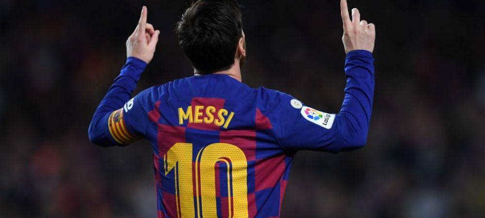 """Leo e Barcelona si Barcelona e Messi"". Ce parere are un fost star al catalanilor despre posibila plecare a argentinianului"