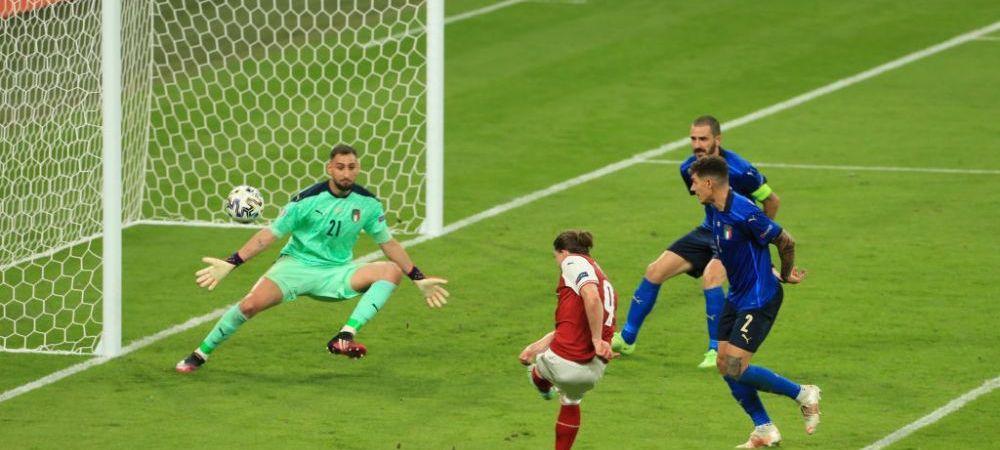 Italia, record dupa record! Ce a reusit Donnarumma in meciul cu Austria