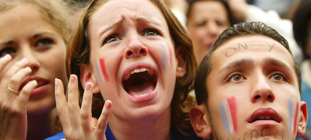 """Francezii, revoltati de conditiile din optimi! """"Biletele sunt peste 500 de euro, escala e de 13 ore!"""" Cati vor ajunge pe Arena Nationala"""